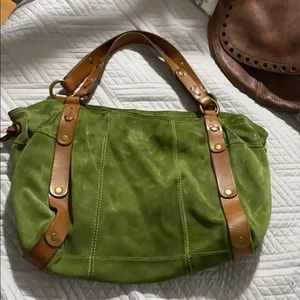 Suede Lucky Brand Vintage 2000's